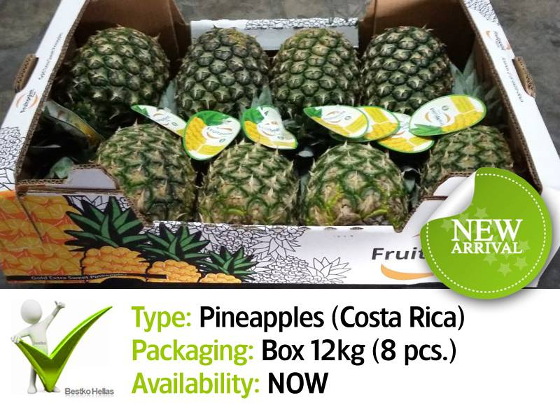 pinapples-costa-rica